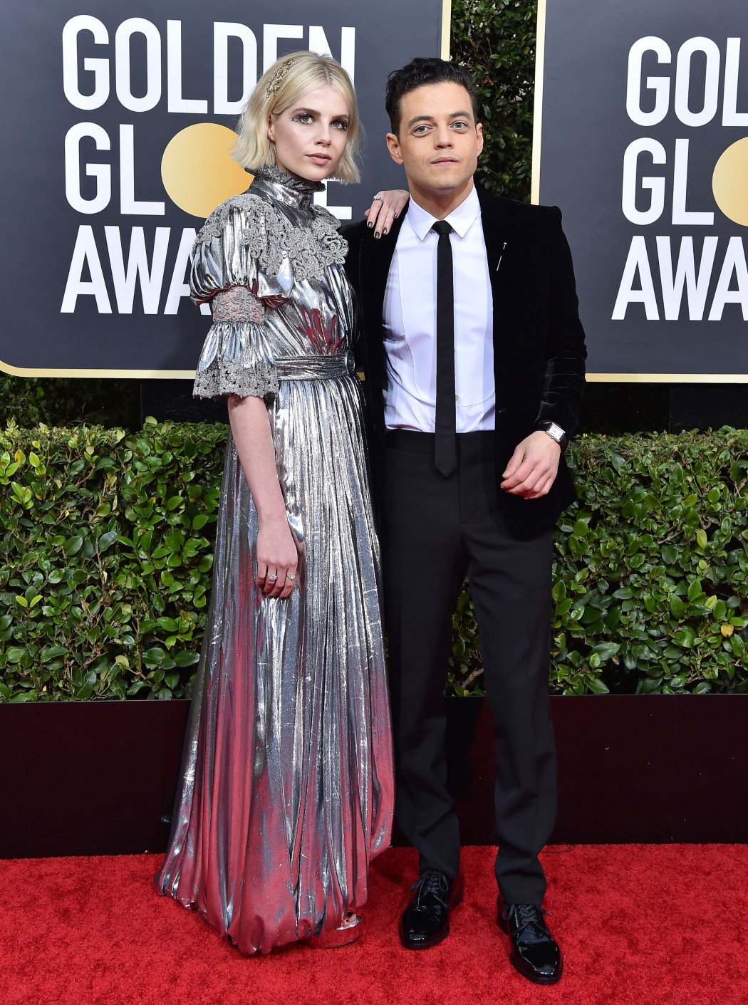 Golden Globes 2020 : les plus beaux looks du tapis rouge - 19