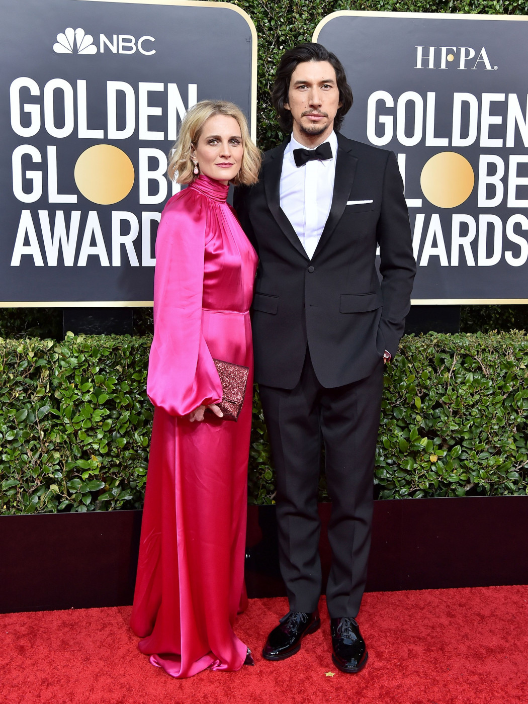 Golden Globes 2020 : les plus beaux looks du tapis rouge - 23