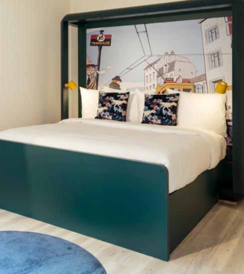 Bon plan : Qbic Bruxelles vous propose une nuit d'hôtel à 1€ pour la bonne cause