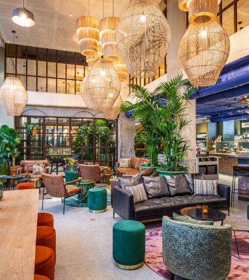 SERRA : le nouveau restaurant slow food aux allures de jungle urbaine à Bruxelles