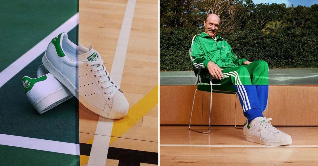 Adidas présente les Superstan, hybride des Superstar et des Stan Smith