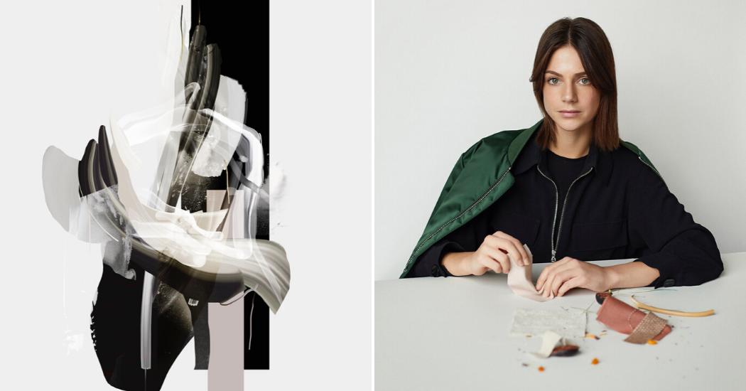 Anvers : L'artiste Louise Mertens expose au YUST