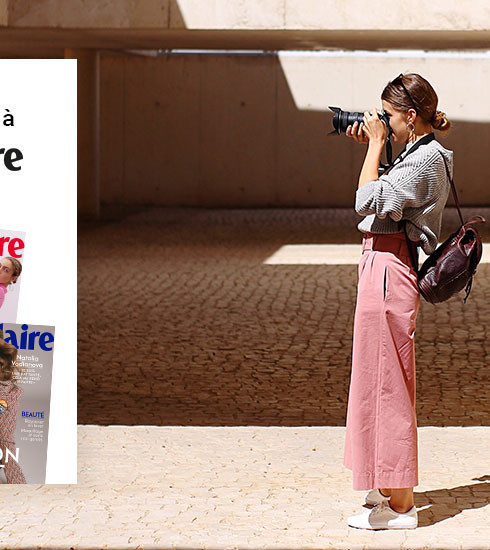 Marie Claire pendant un an + un code Pixum de 35 €