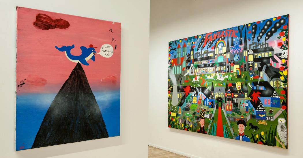 Bruxelles : l'exposition Zoo au MIMA, rencontre entre art et pop culture