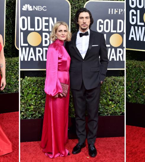 Golden Globes 2020 : les plus beaux looks du tapis rouge