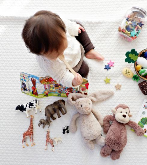 Wallonie : où acheter des jeux et jouets durables pour les enfants ?