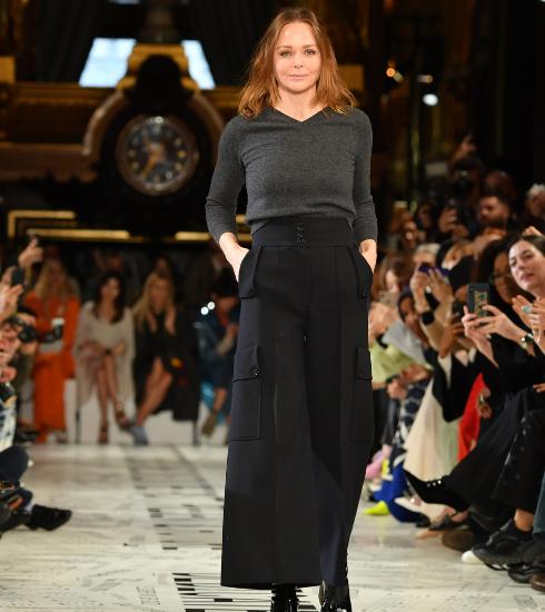 Stella McCartney présente le premier jean biodégradable