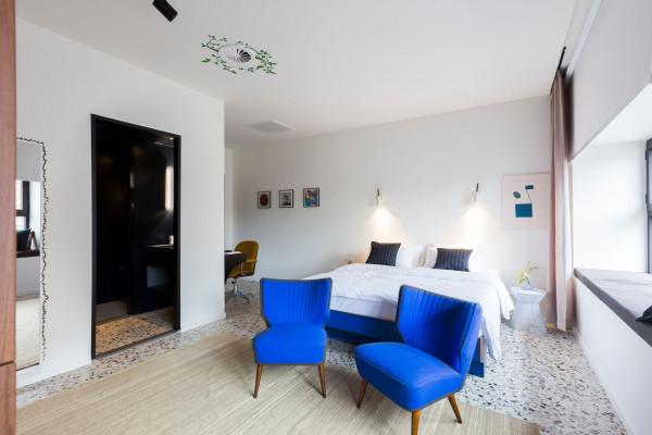 Testé pour vous : une nuit à l'hôtel YUST à Anvers 150*150