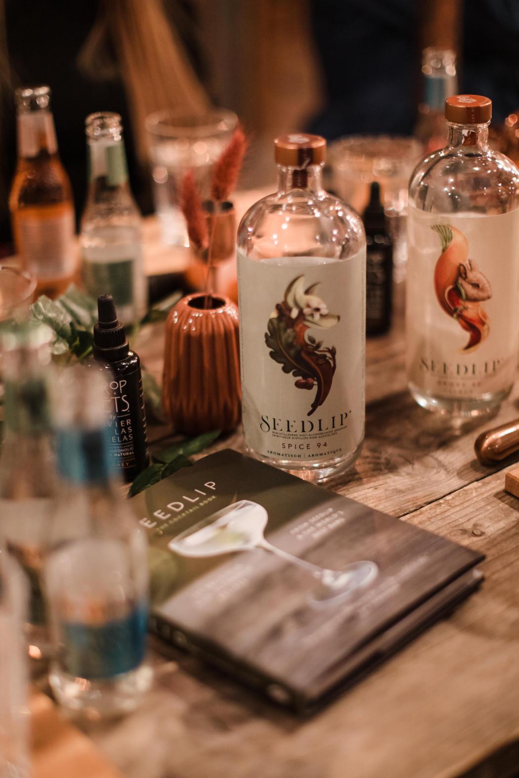 Tournée Minérale : 5 alternatives à l'alcool pour des lendemains de veille qui chantent seedlip