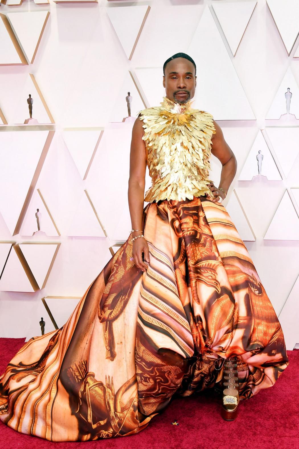Oscars 2020 : les plus beaux looks du tapis rouge le plus glamour de l'année - 17