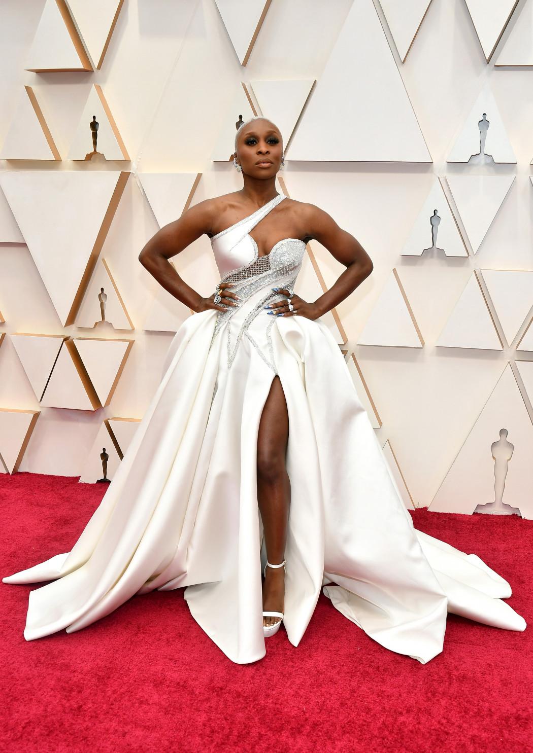 Oscars 2020 : les plus beaux looks du tapis rouge le plus glamour de l'année - 15