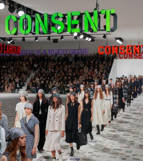 Défilé Dior automne-hiver 2020-2021 : retour en images sur la collection, les célébrités et la scénographie