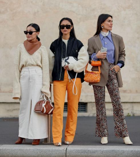 Street style : les plus grandes tendances repérées sur filles stylées de la Fashion Week de Milan