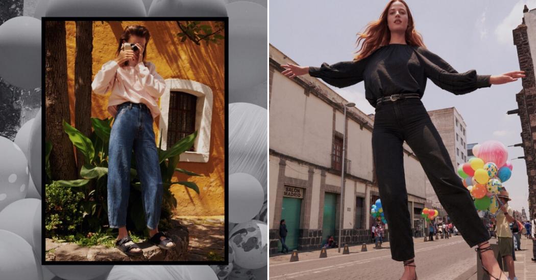 Crush of the day : le jean Balloon de Levi's et sa coupe ultra-flatteuse