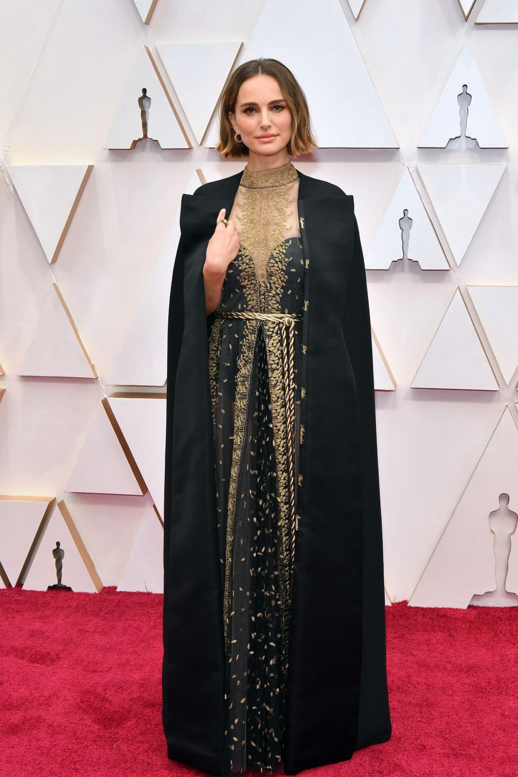 Oscars 2020 : les plus beaux looks du tapis rouge le plus glamour de l'année - 19