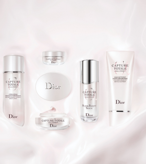 Crush of the day : la gamme Dior Capture Totale C.E.L.L. Energy