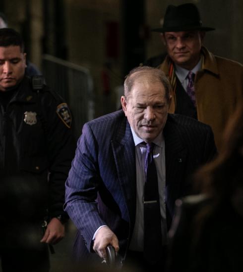 Harvey Weinstein condamné à 23 ans de prison