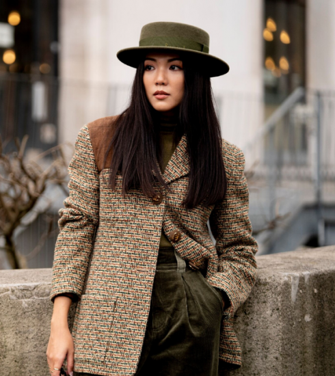 Nos street styles favoris de la fashion week de Paris