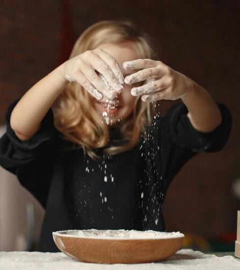 3 recettes sucrées à faire avec les enfants pendant le confinement