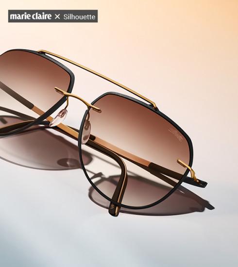Gagnez une paire de lunettes de soleil Silhouette Accent Shades