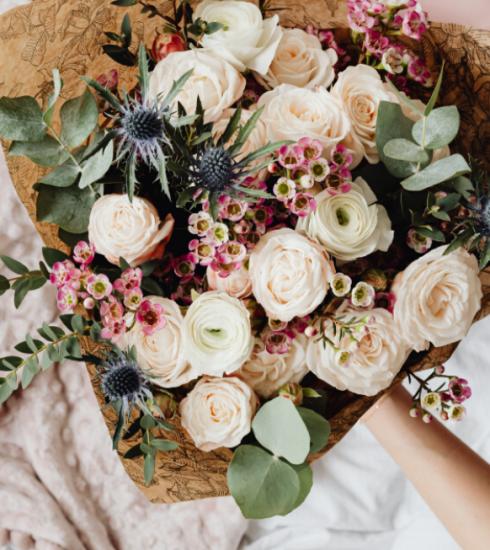 Saint-Valentin : 7 fleuristes qui livrent à Bruxelles