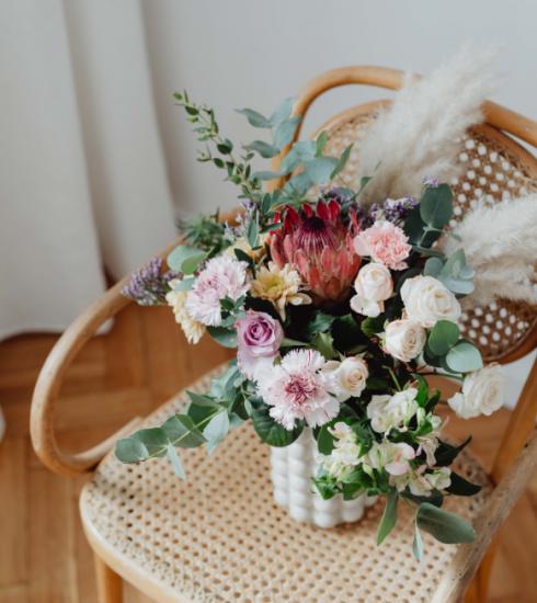 Saint-Valentin : 8 fleuristes à Liège qui livrent des bouquets romantiques et locaux