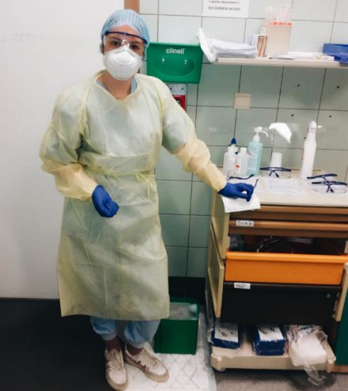 L'interview confinement #3 : Alice, médecin en première ligne à Liège