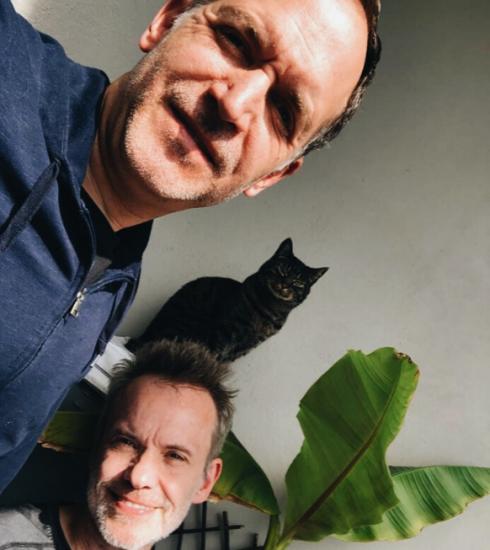 L'interview confinement #5 : Chris et Julien, en appartement à Bruxelles