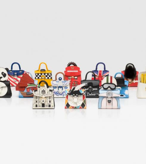 «Ceci n'est pas une e-boutique» : découvrez le nouvel e-shop Delvaux