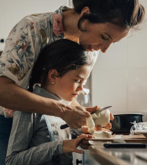 4 recettes salées à faire avec les enfants pendant le confinement