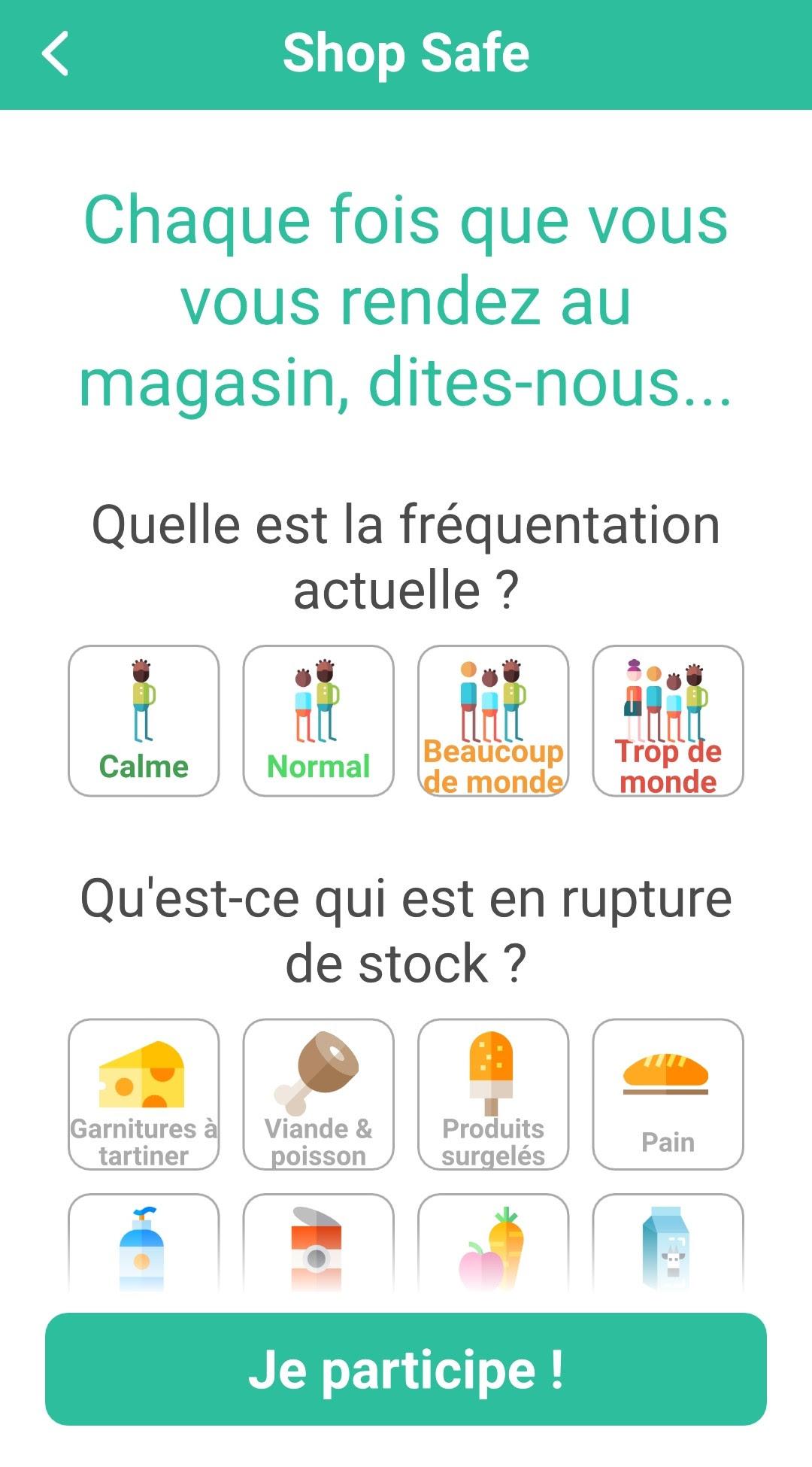 Solidarité : l'application ShopSafe vous aide à faire vos courses sans stress - 1