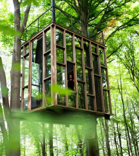 Belgique : les cabanes Slô proposent la parfaite escapade insolite cet été