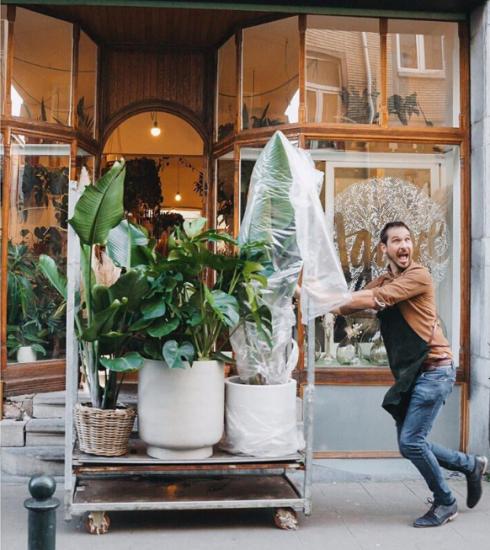 6 boutiques de plantes qui livrent à Bruxelles