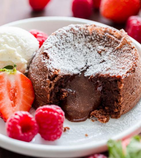 Recette : des minis fondants au chocolat pour un effet maxi
