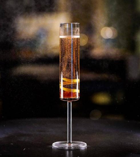 Recettes : 7 cocktails à base de champagne