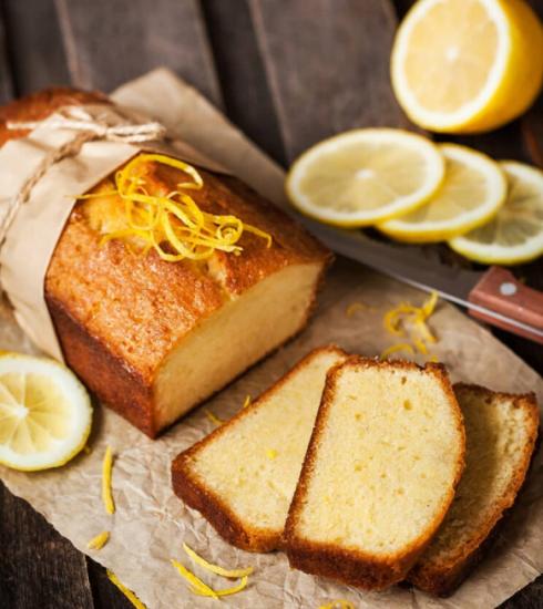 La recette du cake au citron, pour un goûter qui sent bon le soleil