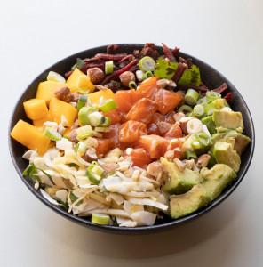 poke bowl naoshima