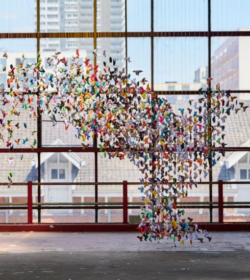#Origamiforlife : vous pourrez bientôt découvrir la Maison des Origamis au Kanal !