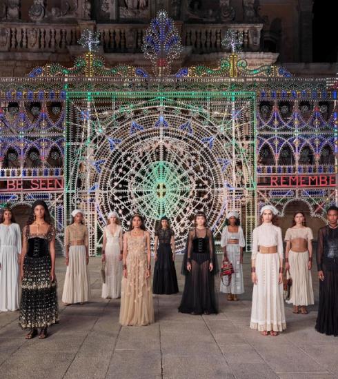 Défilé Dior Croisière 2021 : retour en images sur l'hommage à la région des Pouilles