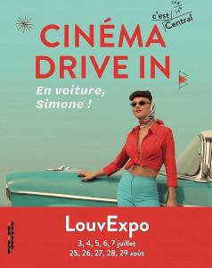 cinéma drive-in La Louvière
