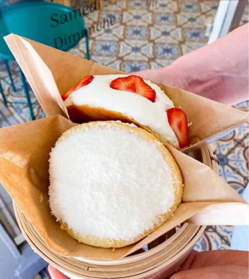 Kaki Cake Bar : le nouveau spot pour une pause sucrée aux saveurs d'Asie à Saint-Gilles
