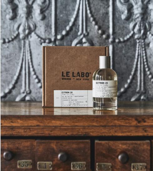 Le Labo dévoile Citron 28, son nouveau parfum exclusif dédié à Séoul