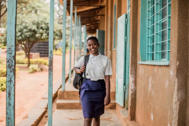 Plan International filles école