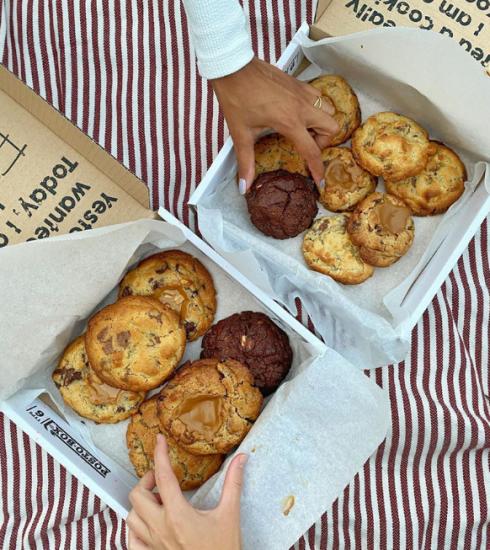 Bruxelles : où acheter de délicieux cookies artisanaux dans la capitale ?