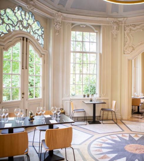 Bruxelles : au Louis XV, on mange gastro dans un pavillon classé du 18ème siècle