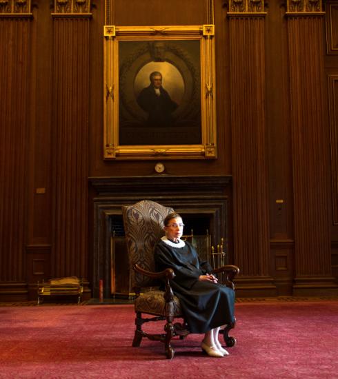 5 choses à retenir sur Ruth Bader Ginsburg, héroïne badass et icône féministe
