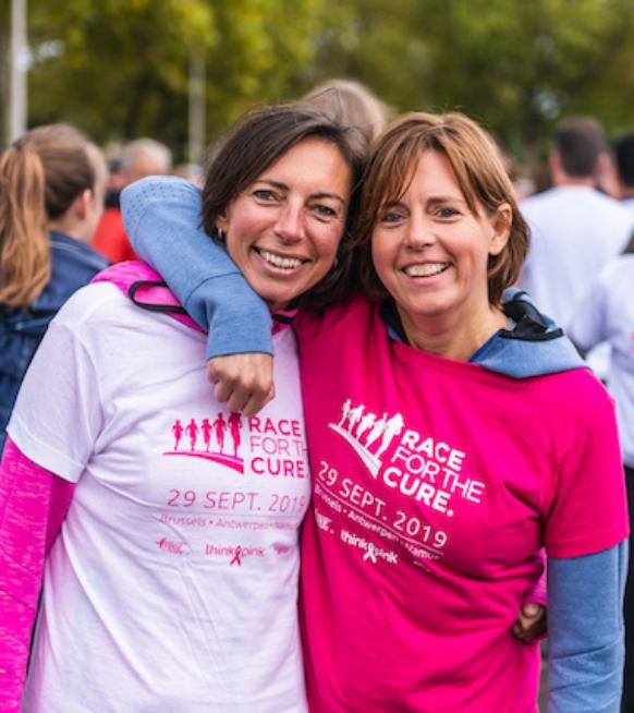 Race for the Cure : participez à la plus grande course à pied digitale d'Europe