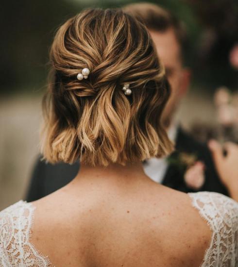 20 coiffures de mariée pour toutes les longueurs et tous les types de cheveux
