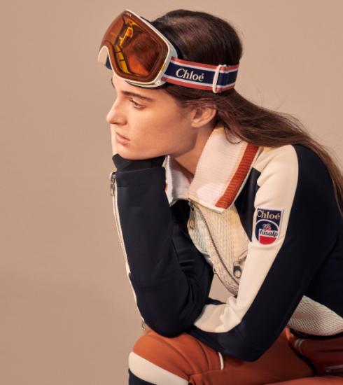 Editor's Pick : la collection Chloé x Fusalp, pour descendre les pistes avec style