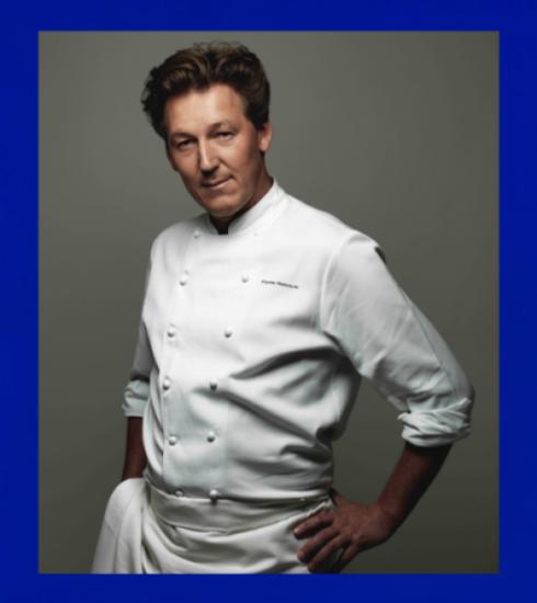 Cocorico : Pierre Marcolini reçoit le prix du meilleur chef pâtissier du monde
